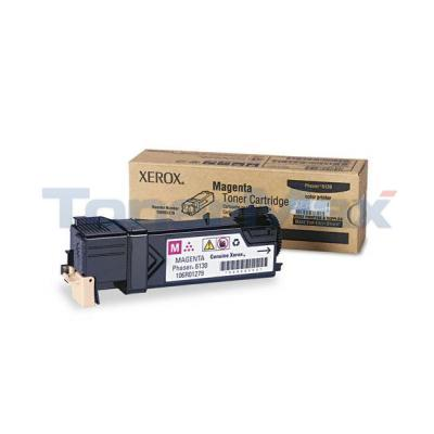XEROX PHASER 6130 TONER CARTRIDGE MAGENTA